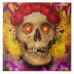 Día de los muertos - Dia de los Muertos Azulejo