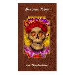 Día de los muertos - Dia de los Muertos Tarjetas De Visita