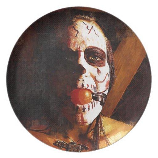 Día de los muertos, Día de Muertos Plato De Cena