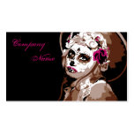 dia de los muertos Double-Sided standard business cards (Pack of 100)