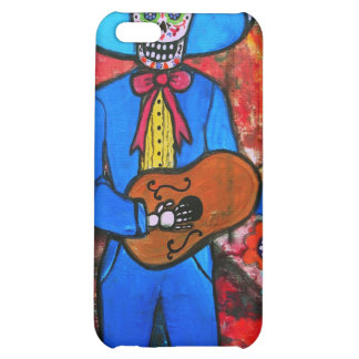 Dia de los Muertos Esqueleto Case For iPhone 5C
