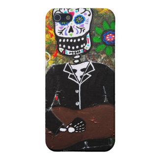 Dia de los Muertos Esqueleto iPhone SE/5/5s Case