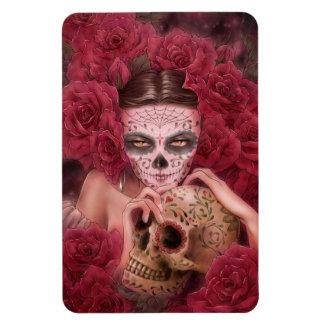 Dia de los Muertos Flexi Magnet