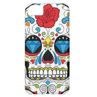 Día de los muertos funda para iPhone 5C