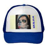 día de los muertos gorras