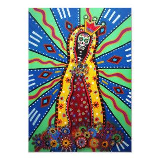 DIA DE LOS MUERTOS INVITATION CARD