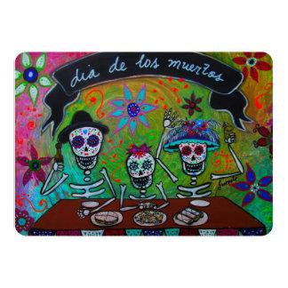 DIA DE LOS MUERTOS INVITATION