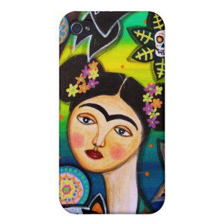 Dia de los Muertos IPHONE iPhone 4/4S Covers