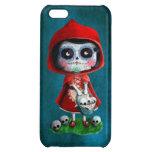 Dia de los Muertos Little Red Riding Hood iPhone 5C Cases