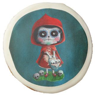 Dia de los Muertos Little Red Riding Hood Sugar Cookie