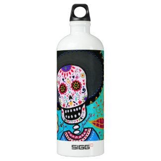 Dia de los Muertos Mister Mariachi SIGG Traveler 1.0L Water Bottle