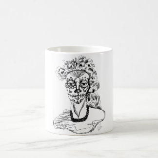 Dia de los Muertos - Monica Coffee Mug
