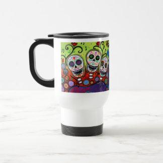 DIA DE LOS MUERTOS MUG COFFEE MUGS