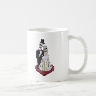 Dia de los Muertos Classic White Coffee Mug