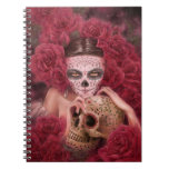 Dia de los Muertos Notebook