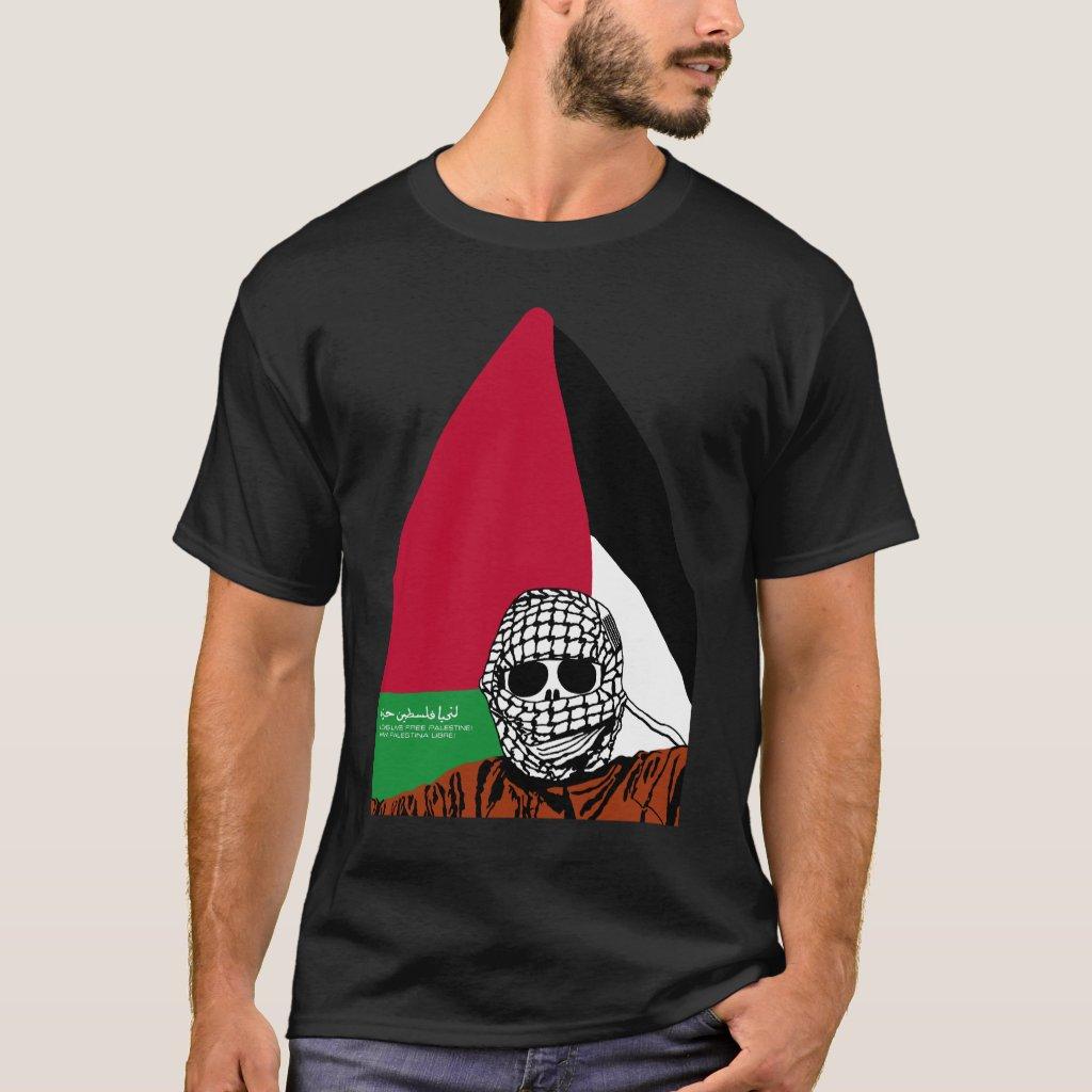 dia de los muertos palestine T-Shirt