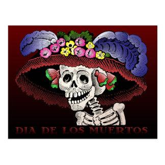 Dia de los Muertos [postcard]
