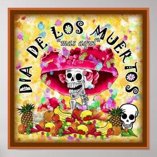 Dia De Los Muertos print