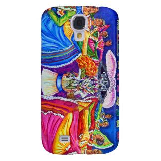 Día de los Muertos Samsung Galaxy S4 Cover
