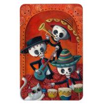 artsprojekt, skeleton, halloween, day of the dead, sugar skull, dia de muertos, dia de los muertos, mariachi, day of the dead art, dia de los muertos art, mexican skeleton, musician, mexico, mexican, mexican musician, skull, calavera, mexican folk, dia de los muertos gift, dia de los muertos present, sugar skulls, dia de muertos pictures, sugar skull art, dia de los muertos skeletons, dia de los muertos artwork, [[missing key: type_fuji_fleximagne]] com design gráfico personalizado