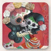 artsprojekt, mother's day, skeleton, mother, daughter, halloween, sugar skull, dia de los muertos, mothers day gifts, sugar skulls, dia de muertos, catrina, skull, day of the dead, cute, cute skeleton, calavera, candy skull, mom, mum, mexico, mexican skeleton, mexican, gifts for mom, mothers day gift ideas, gift ideas for mom, gifts for mum, mothers day gift, presents for mum, birthday gifts for mom, day of the dead skull, mexican day of the dead, mothers and daughters, presents for mom, best gifts for mom, mexican sugar skull, [[missing key: type_fuji_coaste]] com design gráfico personalizado