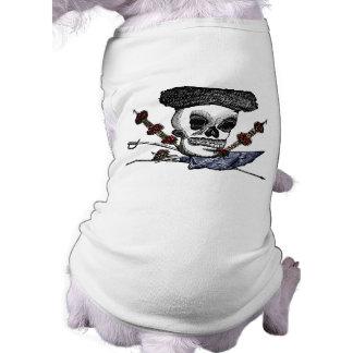 Día de los Muertos Skull T-Shirt