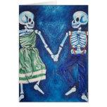 Día de los muertos tarjetas