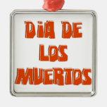 DIA DE LOS MUERTOS Text Design Ornament