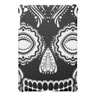 Dia de los Muertos That Girl Skull Black Case For The iPad Mini