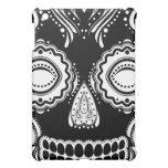 Dia de los Muertos That Girl Skull Black Cover For The iPad Mini