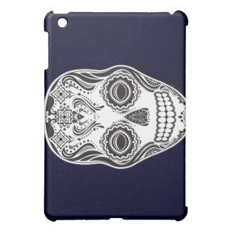 Dia de los Muertos That Girl Skull iPad Mini Cover