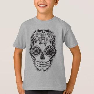 Dia de los Muertos That Girl Skull T-Shirt