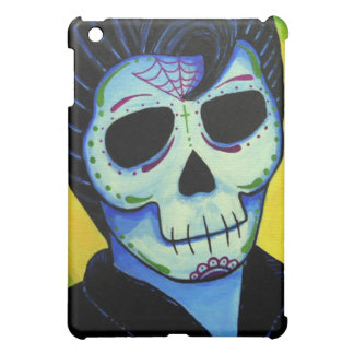 Dia de los Muertos The King of Rock iPad Mini Cases