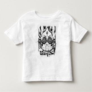 Dia De Los Muertos Toddler T-shirt