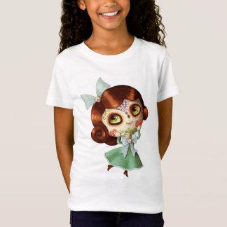 Dia de Los Muertos Vintage Doll T-Shirt