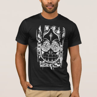 Dia De Los Muertos (White) T-Shirt