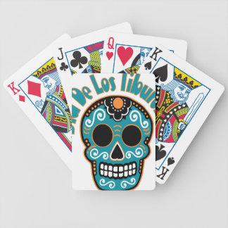 Dia De Los Tiburones.png Bicycle Card Deck