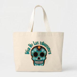 Dia De Los Tiburones.png Canvas Bag