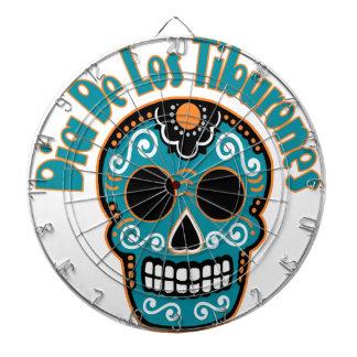 Dia De Los Tiburones.png Dart Boards