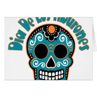 Dia De Los Tiburones.png Greeting Card