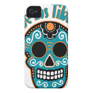Dia De Los Tiburones.png iPhone 4 Case