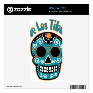 Dia De Los Tiburones.png iPhone 4 Skin