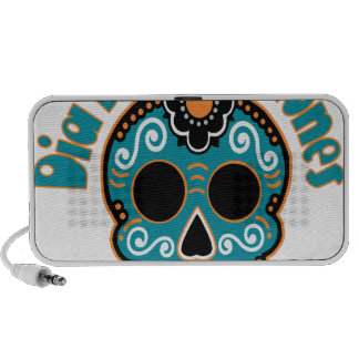 Dia De Los Tiburones.png iPod Speaker