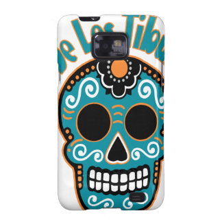 Dia De Los Tiburones.png Samsung Galaxy SII Cover