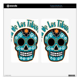 Dia De Los Tiburones.png Skins For Kindle Fire