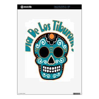 Dia De Los Tiburones.png Skins For The iPad 2