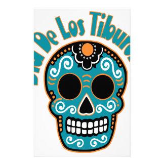 Dia De Los Tiburones.png Stationery