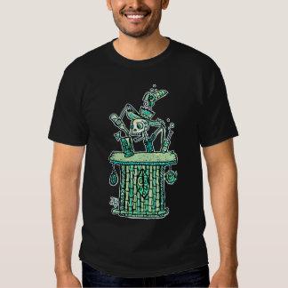Dia De Los Tiki Bartender Shirt