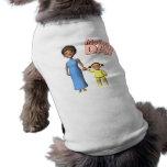 Día de madres camisa de perrito