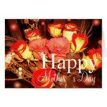 Día de madres de las tarjetas